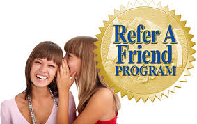 Carolina Maids Refer A Friend
