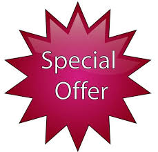 Carolina Maids Special Offer